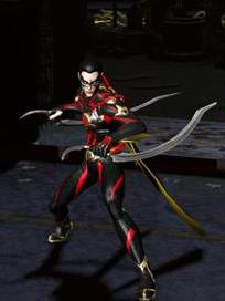 Nightmare Robin Character Model