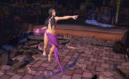Goddess of Love Star Sapphire Costume Skin Gameplay