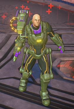 Lex Luthor Prime Champion Model Character 2