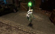 Callsign Highball Green Lantern Gameplay Skin Infinite Crisis