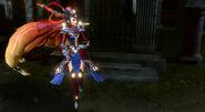 Arcane Supergirl Radiant Gameplay Skin