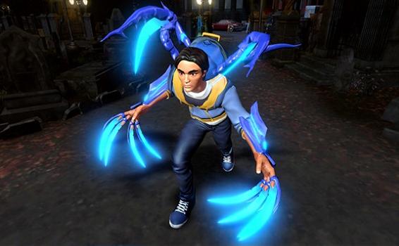File:Jaime Reyes Blue Beetle Gameplay Skin Infinite Crisis Wikia.png