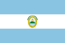 Flag of the Federal Republic of Central America
