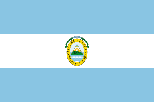 File:Flag of the Federal Republic of Central America.png