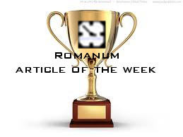 File:Romanum article of the week trophy.jpeg