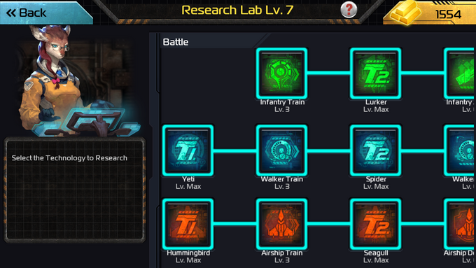 AoW ResearchBattle