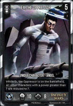 OPPRESSION- Ex, The Oppressor