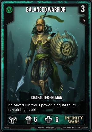 CORE- Balanced Warrior