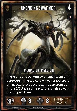 INFESTATION- Infectious Swarmer