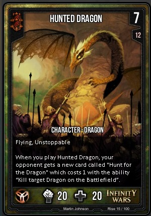 RISE- Hunted Dragon