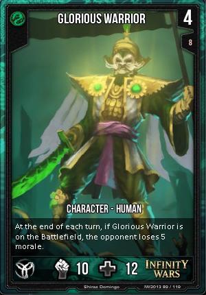 CORE- Glorious Warrior