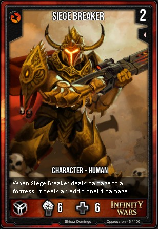 OPPRESSION- Siege Breaker
