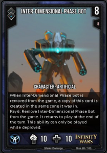 Inter-Dimensional Phase Bot
