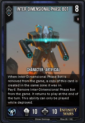 RISE- Inter-Dimensional Phase Bot