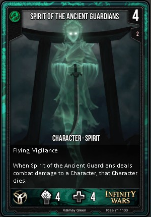 RISE- Spirit Of The Ancient Guardians