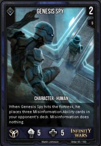 Genesis Spy