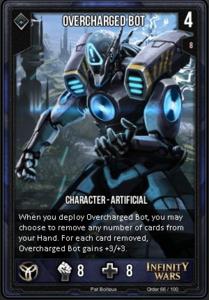 Overcharged Bot