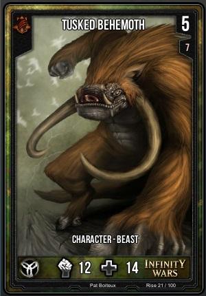 RISE- Tusked Behemoth