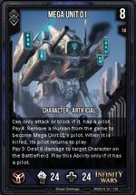 CORE- Mega Unit 01
