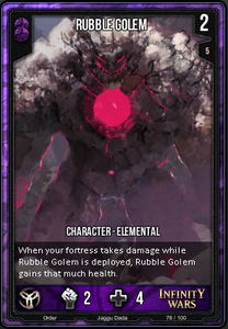 Rubble Golem