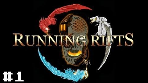 Infinity Wars - Running Rifts - Episode 1