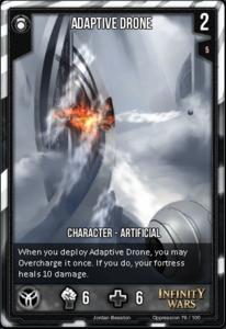 Adaptive Drone