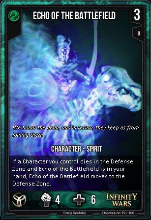 OPPRESSION- Echo Of The Battlefield