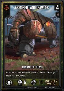 Armored Landcrawler