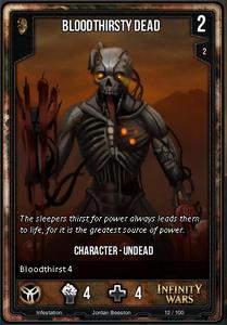 Bloodthirsty Dead