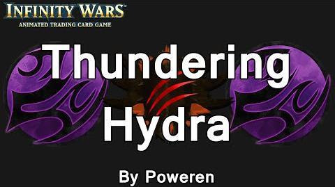 Infinity Wars - Decks - Thundering Hydra