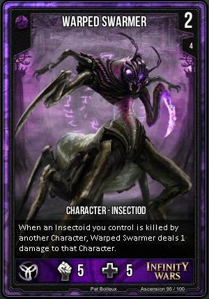 ASCENSION- Warped Swarmer