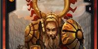 Bromich, Field Commander