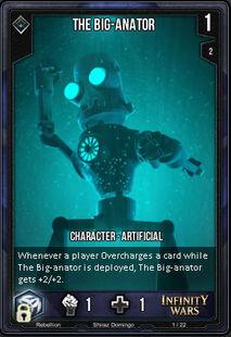 The Big-anator