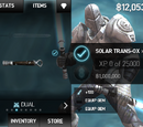 Solar Trans-OX