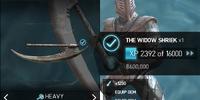The Widow Shriek