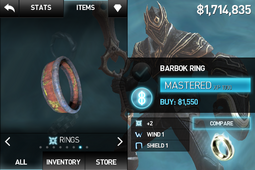 Barbok Ring
