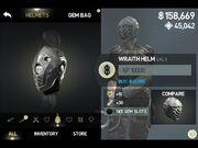 Wraith Helm