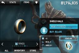 Sheild Halo
