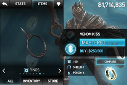 Venom Kiss