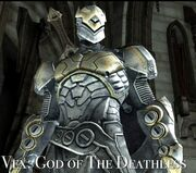 God Of The Deathless