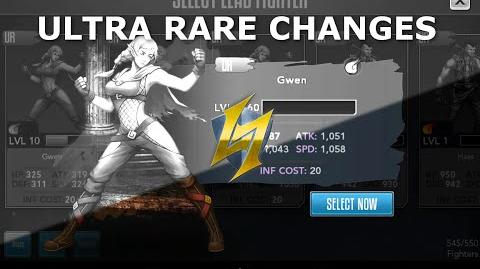 Rage of the Immortals Stat changes for Ultra Rare Fighters-1