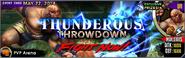 Thunderous Throwdown