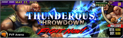 Thunderous Throwdown