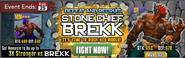 Stone chief brekk banner