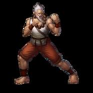 Master rhodochros render