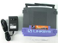 Linksys WRT51AB v1.0 FCC a