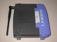 Linksys WRK54G v1.0 FCC b