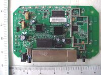 Netgear WNR1000 v1.0 FCCe