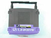 Linksys WAP54G v1.0 FCCa