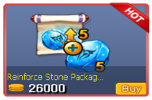 Reinforce Stone Package 5